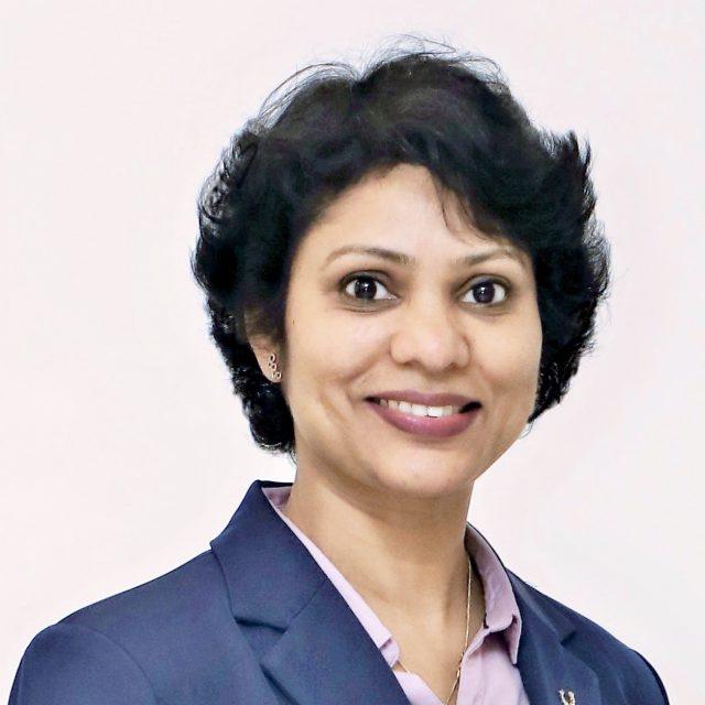 Flt. Lt. Mukti Srivastava