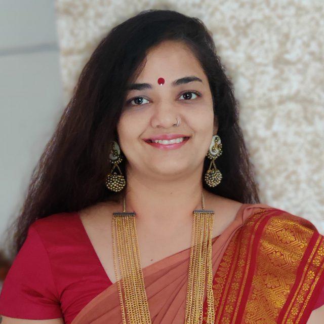 Dr Pooja Pandey Tripathi
